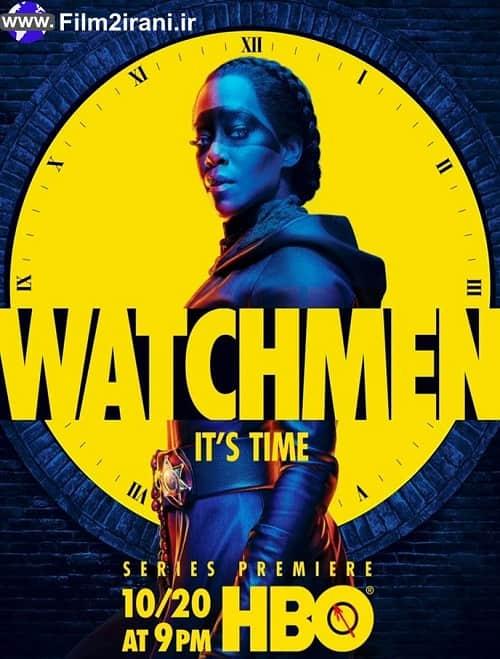 دانلود سریال Watchmen واچمن, دانلود رایگان سریال Watchmen, دانلود سریال Watchmen با زیرنویس فارسی,