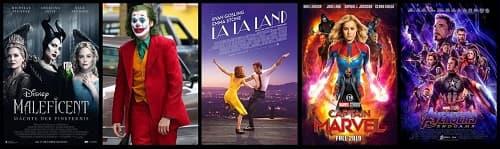 انواع کیفیت های فیلم و سریال ایرانی