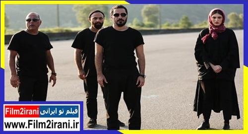 سریال قورباغه به کارگردانی هومن سیدی